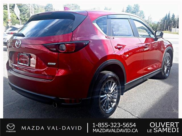 2017 Mazda CX-5 GS (Stk: 19438A) in Val-David - Image 4 of 28