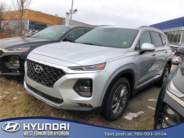 2019 Hyundai Santa Fe  (Stk: SF92883) in Edmonton - Image 1 of 5