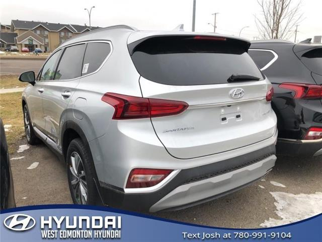 2019 Hyundai Santa Fe  (Stk: SF92883) in Edmonton - Image 3 of 5