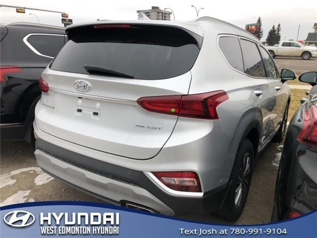 2019 Hyundai Santa Fe  (Stk: SF92883) in Edmonton - Image 4 of 5