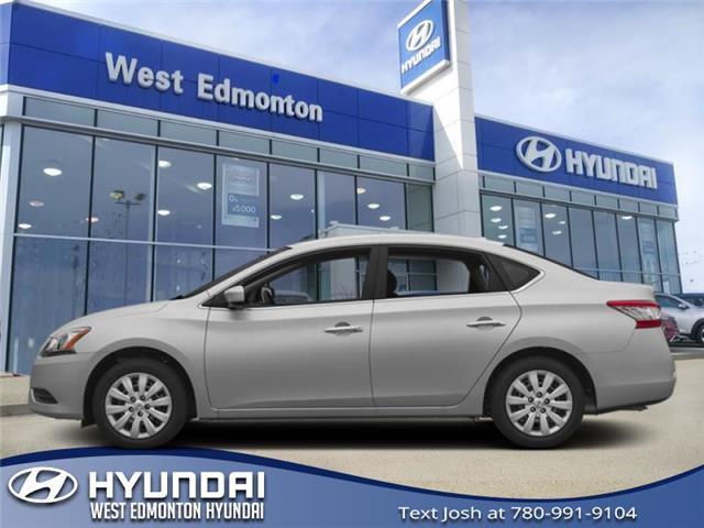 2013 Nissan Sentra  (Stk: P1013) in Edmonton - Image 1 of 1