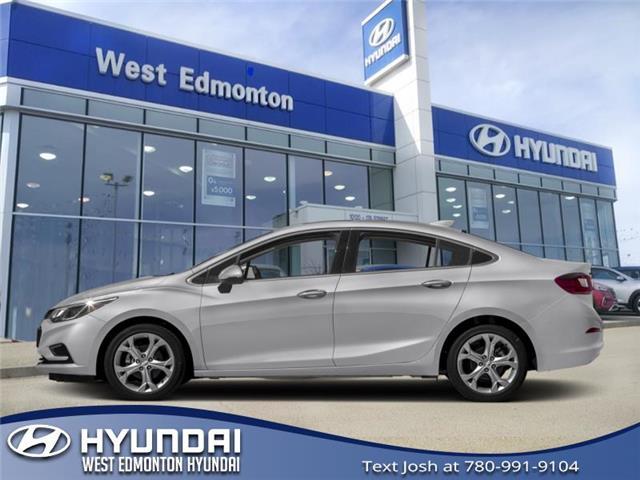 2018 Chevrolet Cruze Premier Auto (Stk: P1019) in Edmonton - Image 1 of 1