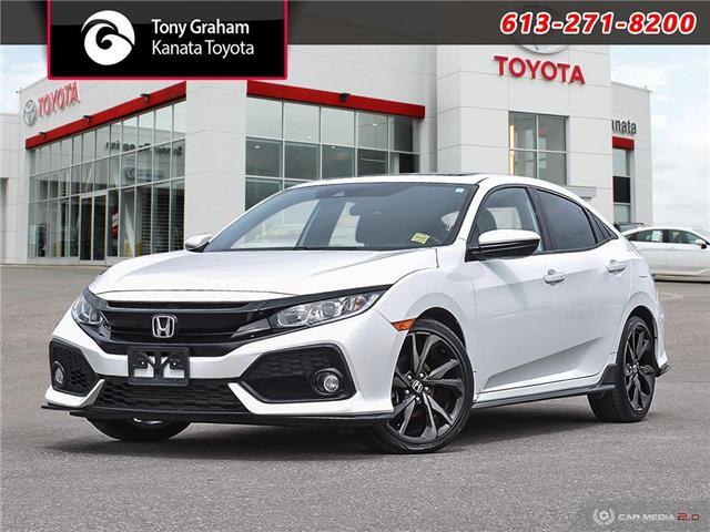 2017 Honda Civic Sport (Stk: B2880) in Ottawa - Image 1 of 28