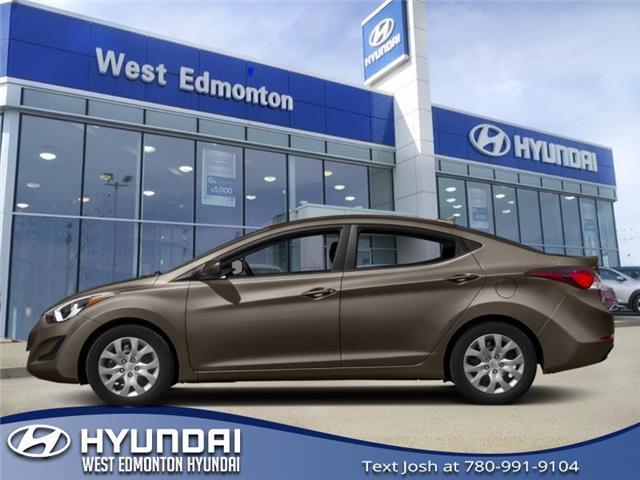 2016 Hyundai Elantra  (Stk: 99633A) in Edmonton - Image 1 of 1
