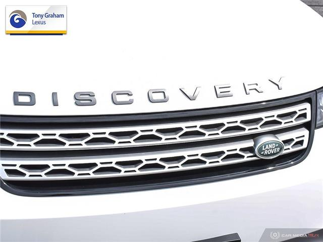 2017 Land Rover Discovery HSE (Stk: P8124A) in Ottawa - Image 9 of 29