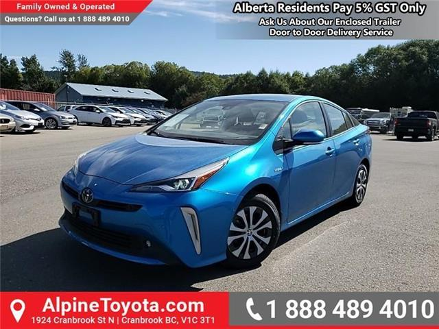 2019 Toyota Prius Technology (Stk: 3009599) in Cranbrook - Image 1 of 26