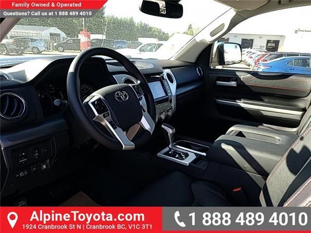 2019 Toyota Tundra SR5 Plus 5.7L V8 (Stk: X860053) in Cranbrook - Image 9 of 25