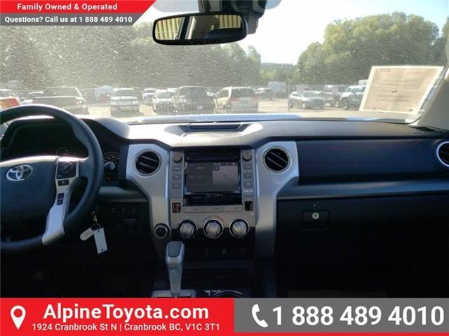 2019 Toyota Tundra SR5 Plus 5.7L V8 (Stk: X860053) in Cranbrook - Image 10 of 25