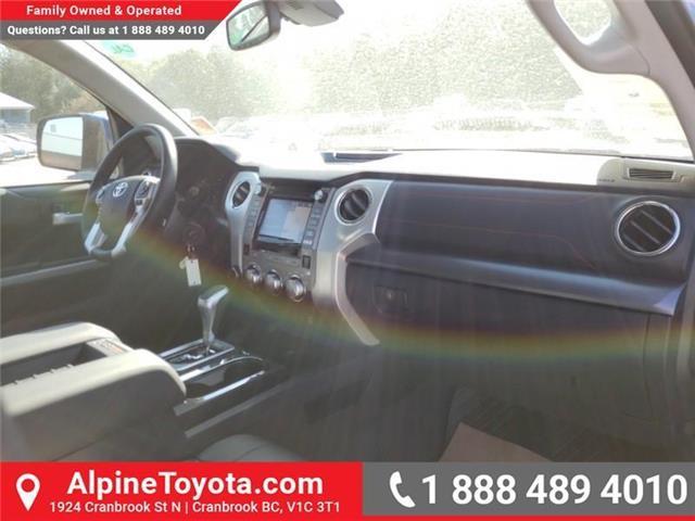 2019 Toyota Tundra SR5 Plus 5.7L V8 (Stk: X860053) in Cranbrook - Image 11 of 25