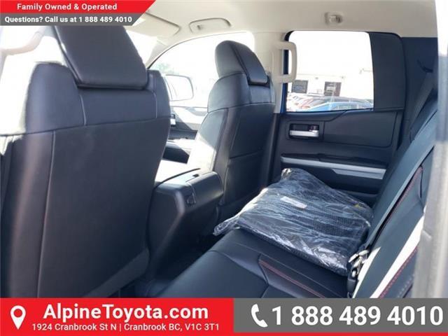 2019 Toyota Tundra SR5 Plus 5.7L V8 (Stk: X860053) in Cranbrook - Image 13 of 25