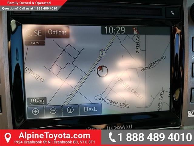 2019 Toyota Tundra SR5 Plus 5.7L V8 (Stk: X860053) in Cranbrook - Image 14 of 25