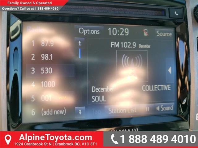 2019 Toyota Tundra SR5 Plus 5.7L V8 (Stk: X860053) in Cranbrook - Image 15 of 25