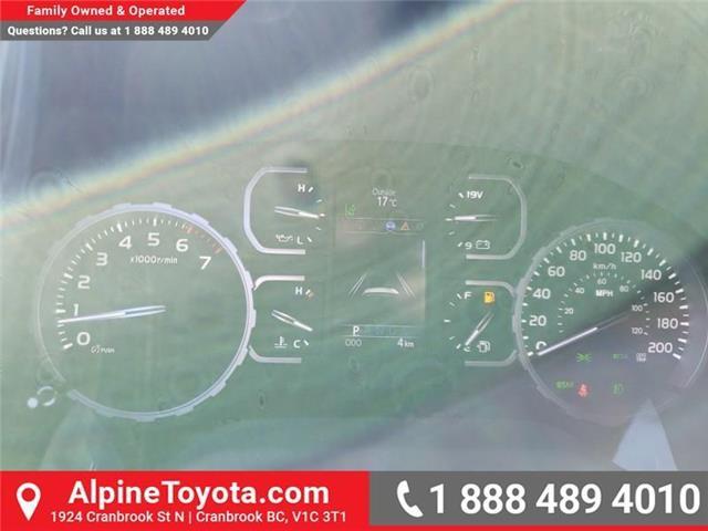 2019 Toyota Tundra SR5 Plus 5.7L V8 (Stk: X860053) in Cranbrook - Image 16 of 25