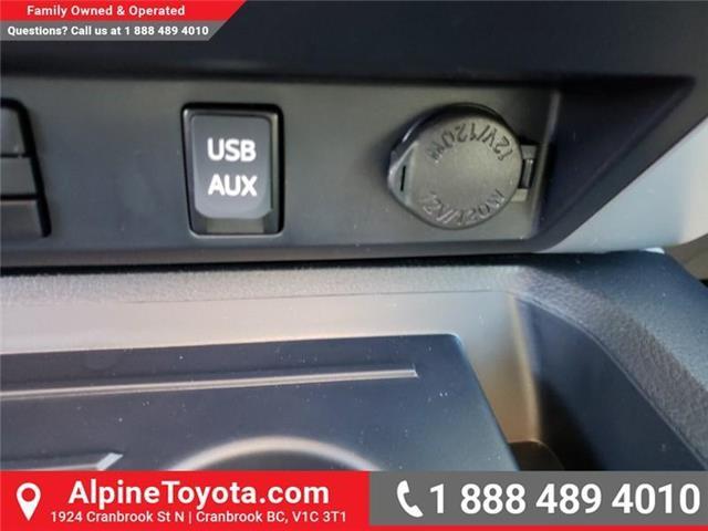 2019 Toyota Tundra SR5 Plus 5.7L V8 (Stk: X860053) in Cranbrook - Image 17 of 25