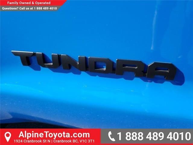 2019 Toyota Tundra SR5 Plus 5.7L V8 (Stk: X860053) in Cranbrook - Image 24 of 25