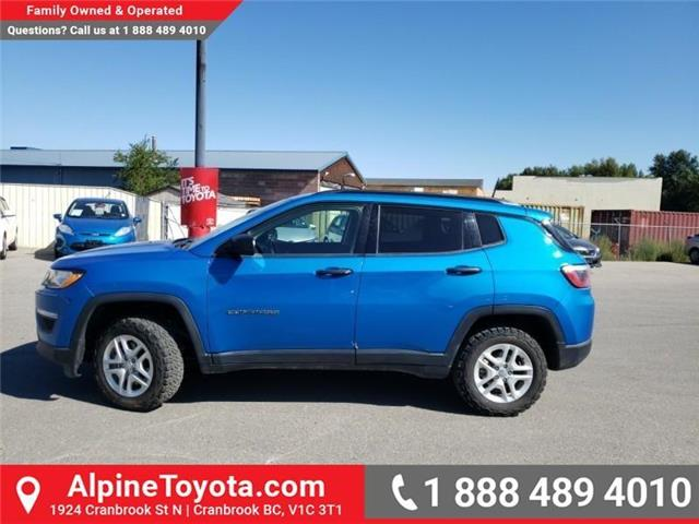 2018 Jeep Compass Sport (Stk: X108361N) in Cranbrook - Image 2 of 22