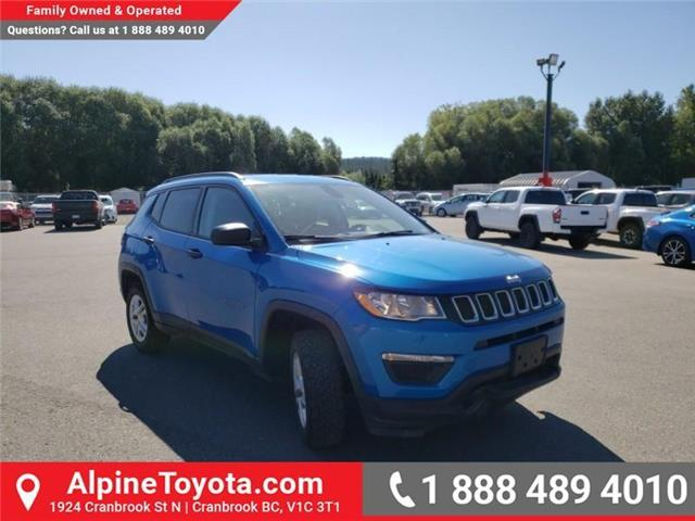 2018 Jeep Compass Sport (Stk: X108361N) in Cranbrook - Image 7 of 22