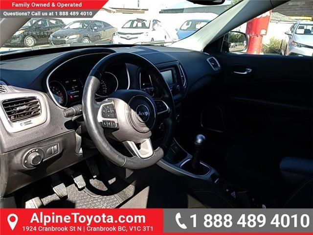 2018 Jeep Compass Sport (Stk: X108361N) in Cranbrook - Image 9 of 22