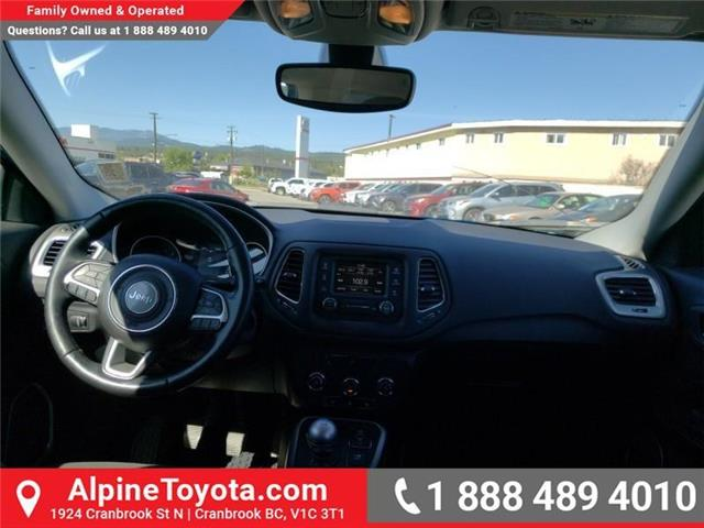 2018 Jeep Compass Sport (Stk: X108361N) in Cranbrook - Image 10 of 22