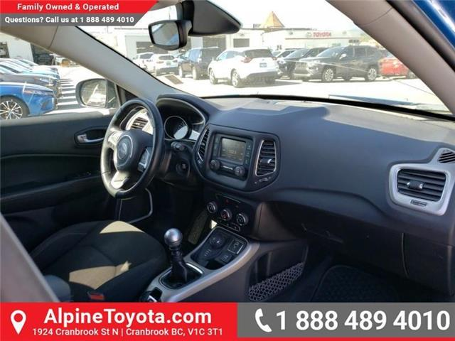 2018 Jeep Compass Sport (Stk: X108361N) in Cranbrook - Image 11 of 22