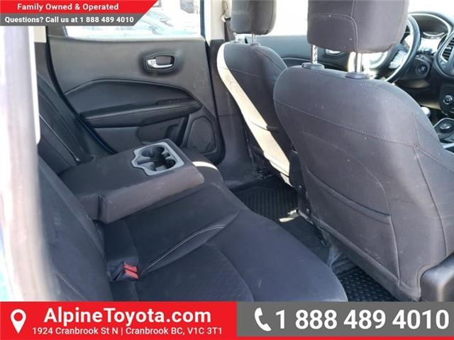 2018 Jeep Compass Sport (Stk: X108361N) in Cranbrook - Image 12 of 22