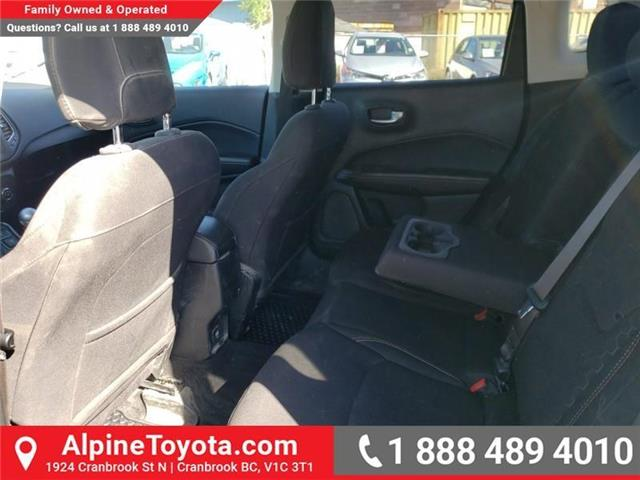 2018 Jeep Compass Sport (Stk: X108361N) in Cranbrook - Image 13 of 22