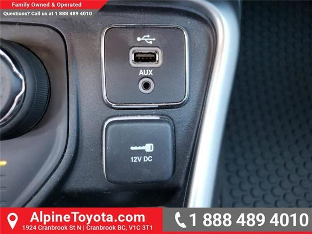 2018 Jeep Compass Sport (Stk: X108361N) in Cranbrook - Image 16 of 22