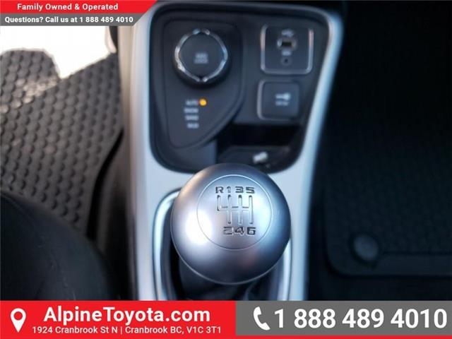 2018 Jeep Compass Sport (Stk: X108361N) in Cranbrook - Image 17 of 22