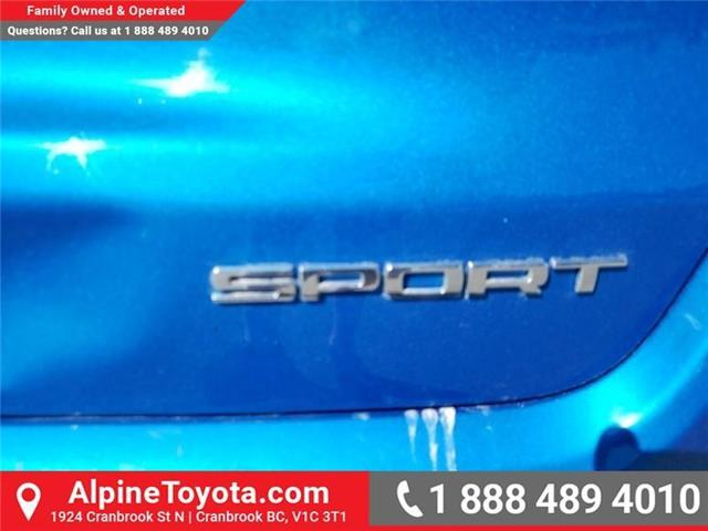 2018 Jeep Compass Sport (Stk: X108361N) in Cranbrook - Image 21 of 22