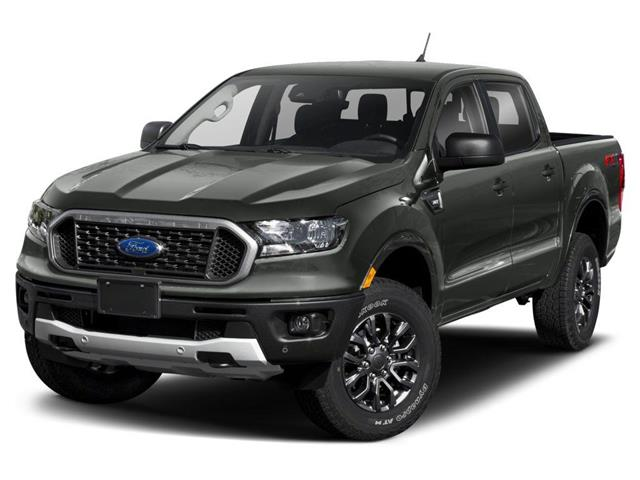 2019 Ford Ranger Lariat (Stk: T1550) in Barrie - Image 1 of 9