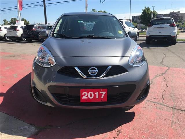 2017 Nissan Micra SV (Stk: N19503AB) in Hamilton - Image 7 of 12