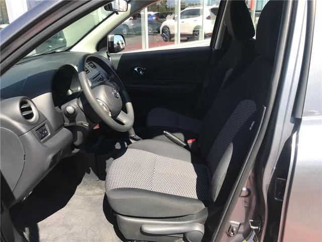 2017 Nissan Micra SV (Stk: N19503AB) in Hamilton - Image 8 of 12