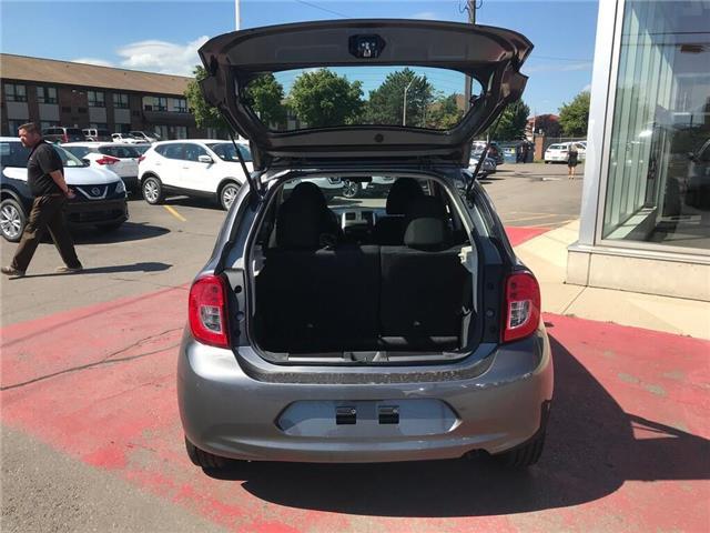 2017 Nissan Micra SV (Stk: N19503AB) in Hamilton - Image 12 of 12