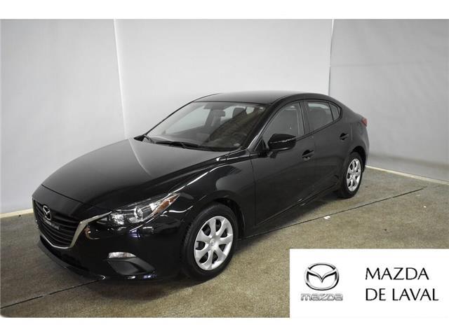 2016 Mazda Mazda3  (Stk: U7348) in Laval - Image 1 of 19