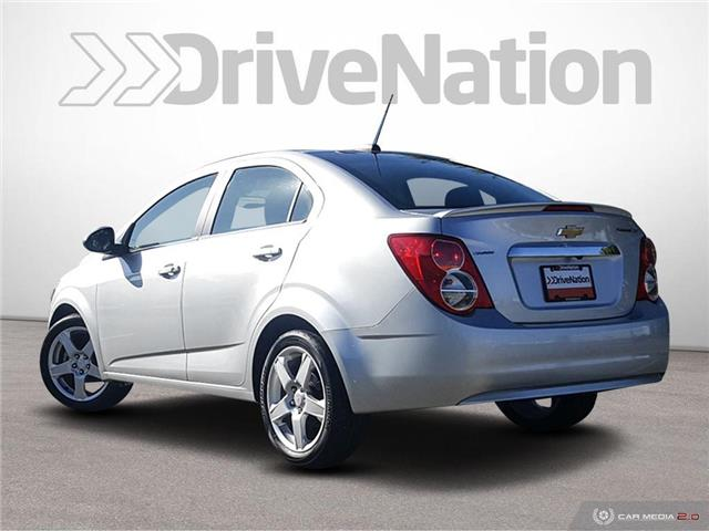 2015 Chevrolet Sonic LT Auto (Stk: G0244) in Abbotsford - Image 4 of 25