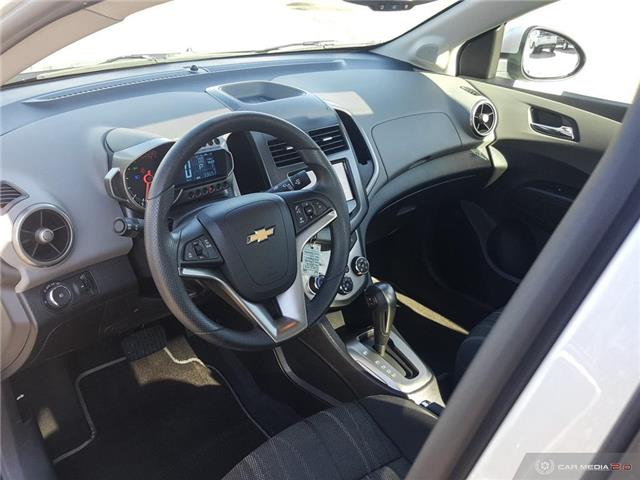 2015 Chevrolet Sonic LT Auto (Stk: G0244) in Abbotsford - Image 13 of 25