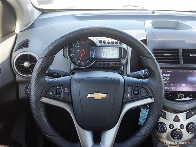 2015 Chevrolet Sonic LT Auto (Stk: G0244) in Abbotsford - Image 14 of 25