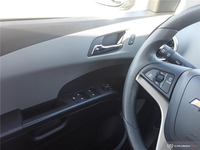 2015 Chevrolet Sonic LT Auto (Stk: G0244) in Abbotsford - Image 17 of 25