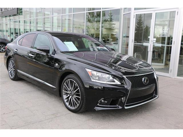 2016 Lexus LS 460 Base (Stk: 3954B) in Calgary - Image 1 of 14