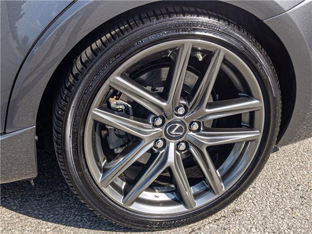 2017 Lexus IS 300  (Stk: 28735A) in Markham - Image 12 of 25