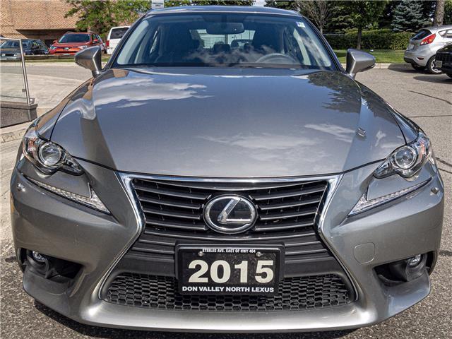 2015 Lexus IS 250  (Stk: 28785A) in Markham - Image 3 of 23