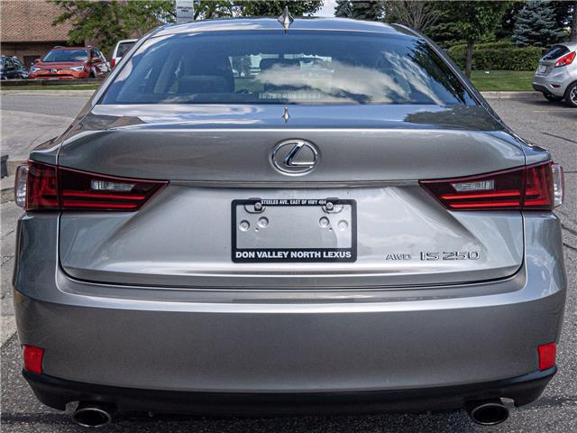 2015 Lexus IS 250  (Stk: 28785A) in Markham - Image 8 of 23