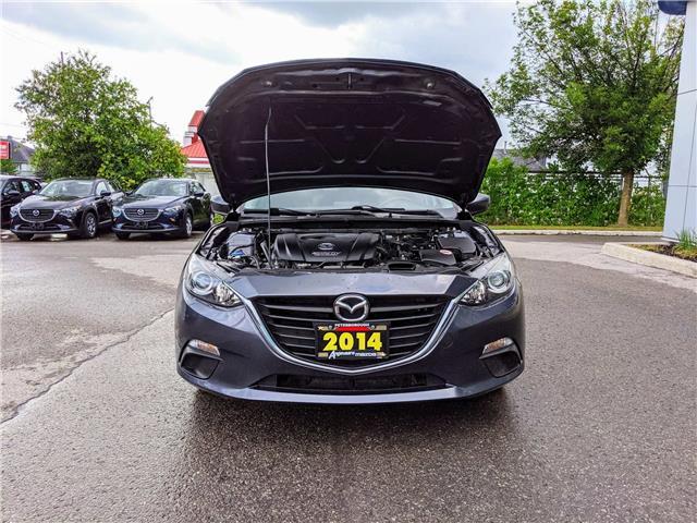 2014 Mazda Mazda3 GS-SKY (Stk: K7612A) in Peterborough - Image 20 of 23