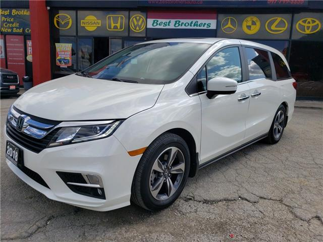2018 Honda Odyssey EX-L (Stk: 504030) in Toronto - Image 1 of 19