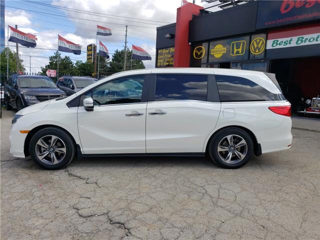2018 Honda Odyssey EX-L (Stk: 504030) in Toronto - Image 2 of 19