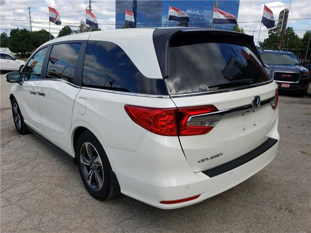 2018 Honda Odyssey EX-L (Stk: 504030) in Toronto - Image 3 of 19