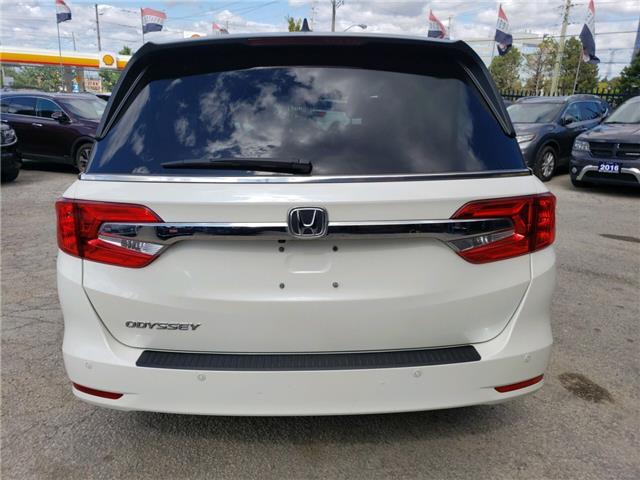 2018 Honda Odyssey EX-L (Stk: 504030) in Toronto - Image 4 of 19