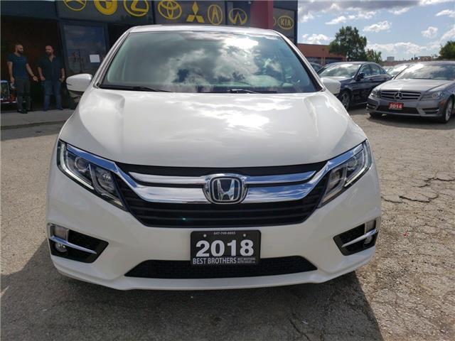 2018 Honda Odyssey EX-L (Stk: 504030) in Toronto - Image 8 of 19