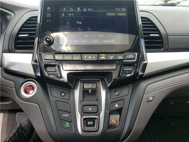 2018 Honda Odyssey EX-L (Stk: 504030) in Toronto - Image 16 of 19