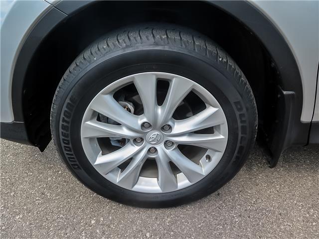 2015 Toyota RAV4 Limited (Stk: 95550R) in Waterloo - Image 9 of 26